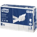 Tork H2 Advanced Xpress Multifold Hand Towel 1 Ply White 185 Sheets per Pack 148430 Carton of 21
