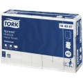 Tork H2 Universal Xpress Multifold Hand Towel 1 Ply White 230 Sheets per Pack Carton of 21