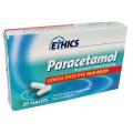 Paracetamol Tablets Pkt 20