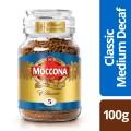 Moccona Classic Decaffeinated Instant Coffee Jar 100g