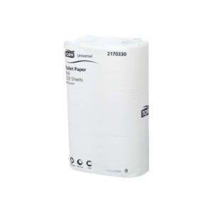 Tork T4 Universal Toilet Paper 2 Ply 220 Sheets per Roll 2170330 Pack of 6