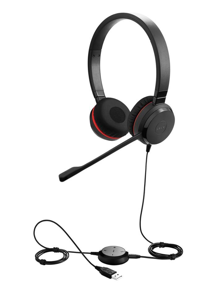 Jabra Evolve 30 Ii Stereo Headset - Skype For Business