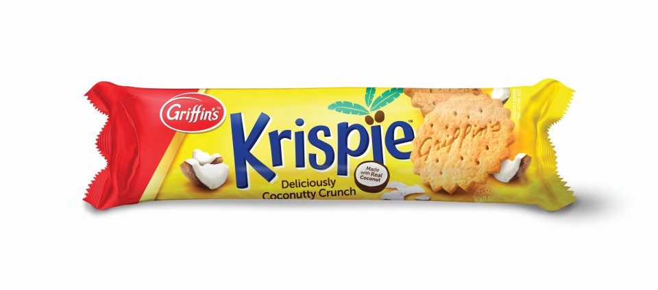 Griffins Krispie Biscuits 250g
