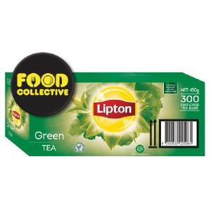 Lipton Green Tea Enveloped Tea Bags Carton 300