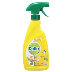 Dettol Antibacterial Multi Purpose Cleaner Lemon Lime Trigger 500ml 8164973