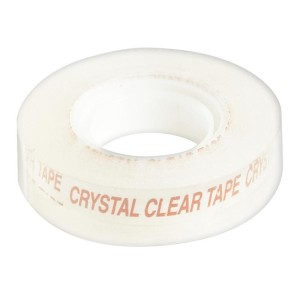 Office Tape Clear 12mm x 33m Roll
