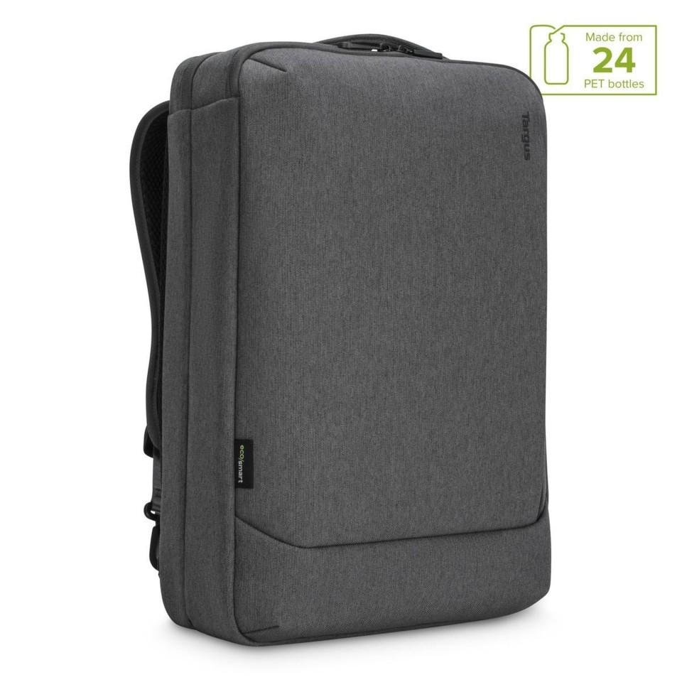 Targus Cypress Ecosmart Convertible Backpack 15.6inch Grey