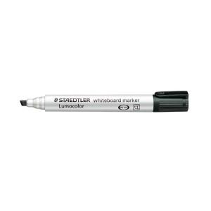 Staedtler 351 Lumocolor Whiteboard Marker Chisel Tip 2.0-5.0mm Black