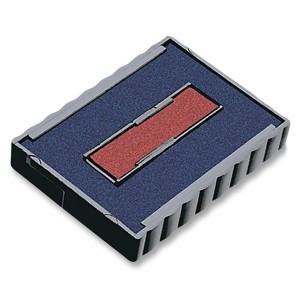 Trodat Stamp Pad 6/4750/2 Blue/Red