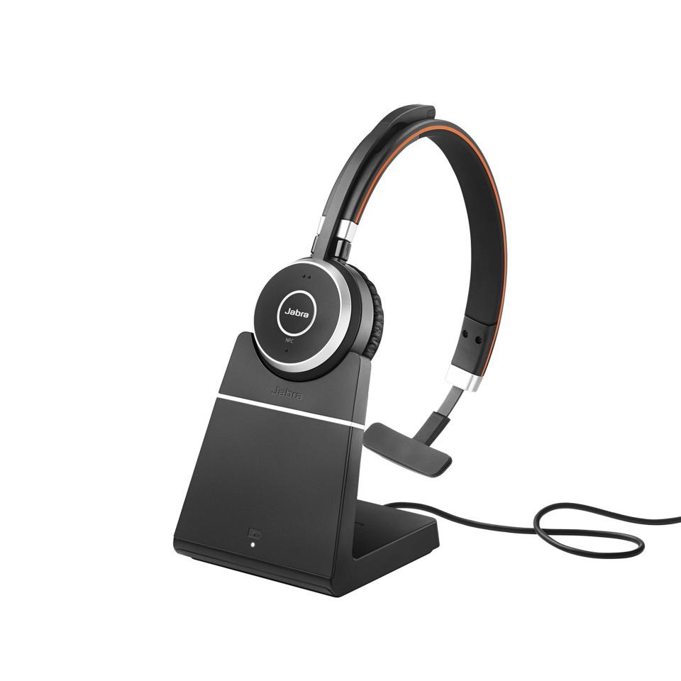 Jabra Evolve 65 Incl. Charging Stand Ms Mono