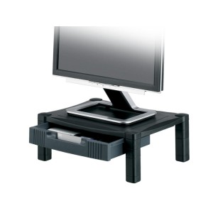 Monitor Riser With Drawer