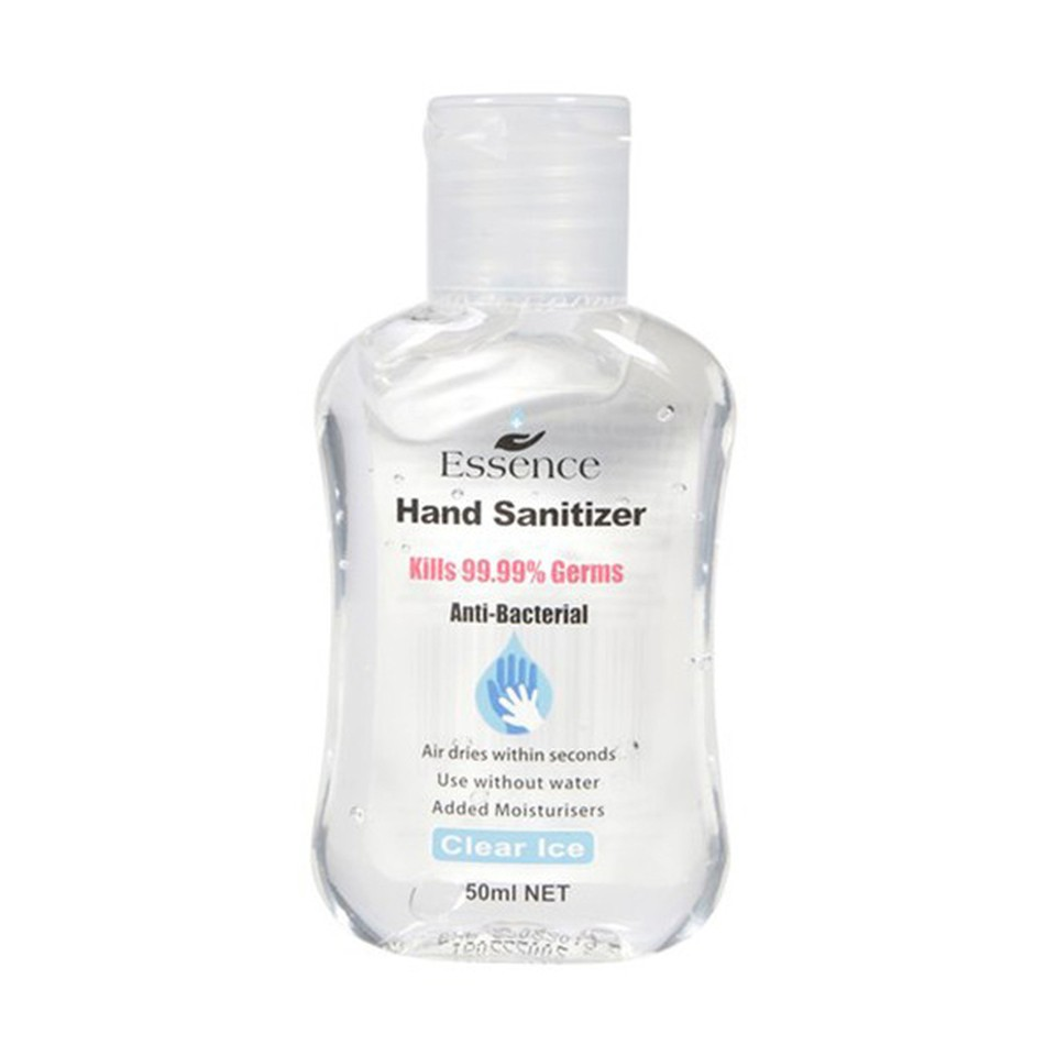 Essence Clear Ice Hand Sanitizer Gel 50ml