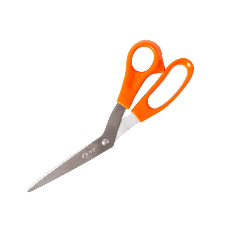 NXP Scissors 215mm Orange Handle