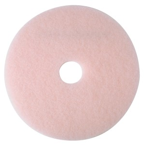 3M 3600 Eraser Burnishing Pads Pink 50cm Each
