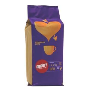 Gravity Espresso Love Coffee Beans 1kg
