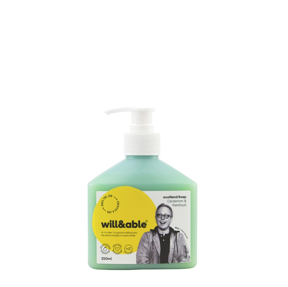 will&able ecoHand Soap - 250ml