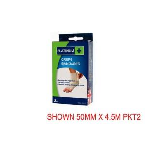 100mm X 4.5M Crepe Bandage
