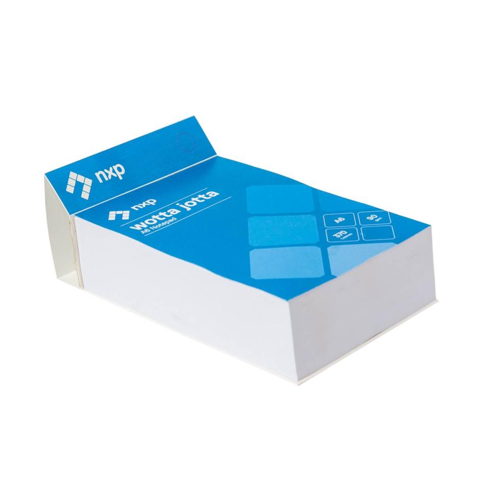 NXP Wotta Jotta Plain Message Pad A6