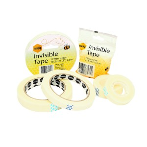 Office Invisible Tape 18mm x 33m Roll