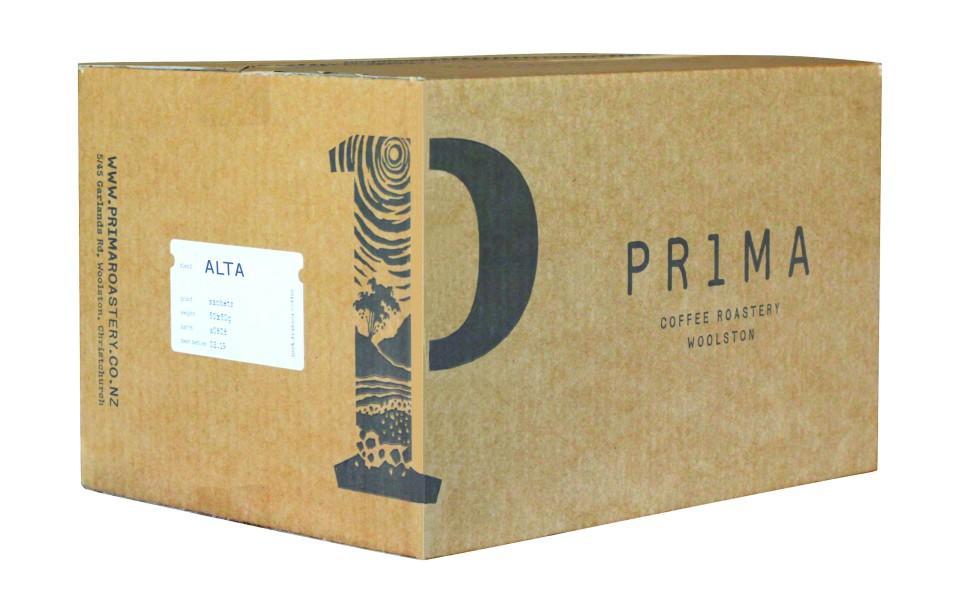 Prima Decaf Fresh Ground Coffee Sachets - 50x50g
