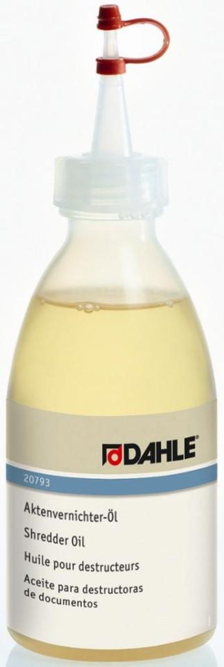 Dahle 20790 Shredder Oil 250mL Bottle
