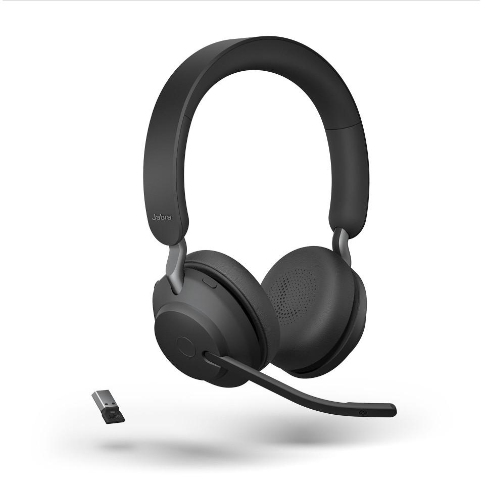 Jabra Evolve2 65 Ms Usb-c Stereo Black