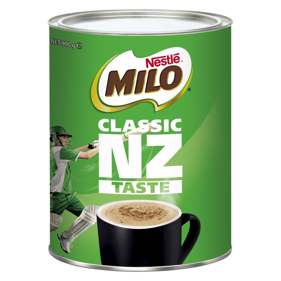 Nestle Milo Tin 900g