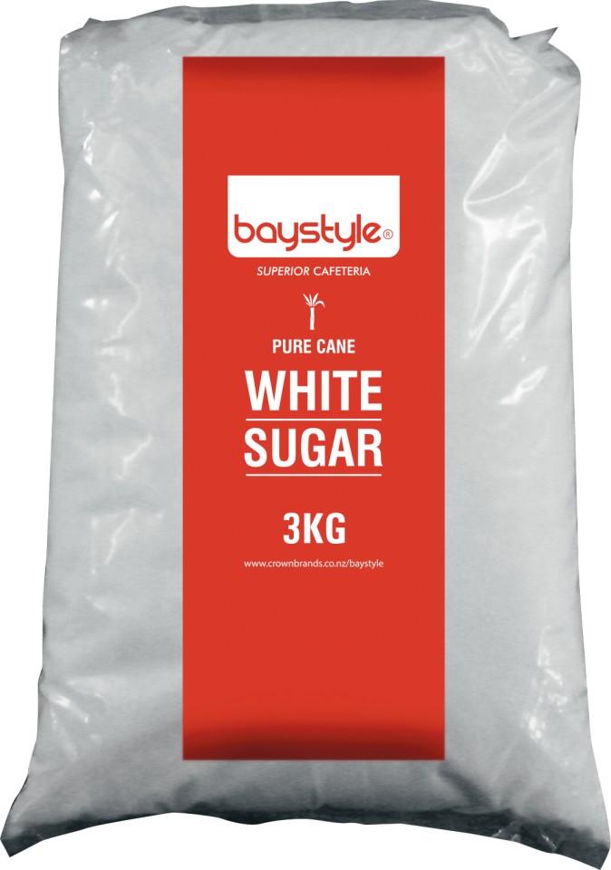 Baystyle White Sugar 3kg