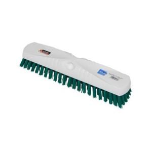 250mm Hygiene Floor Scrub Head Green Fill