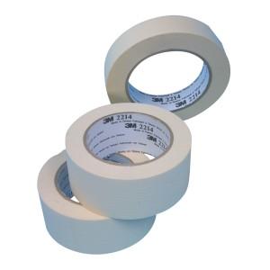3M 2214 General Purpose Masking Tape 24mm X 50M