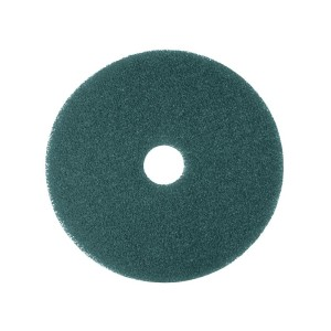 3M 5300 Cleaning and Scrubbing Floor Pad Blue 330mm XE006000675