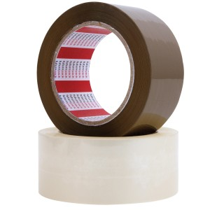 Tapespec Packaging Tape 48mm X 100m Clear