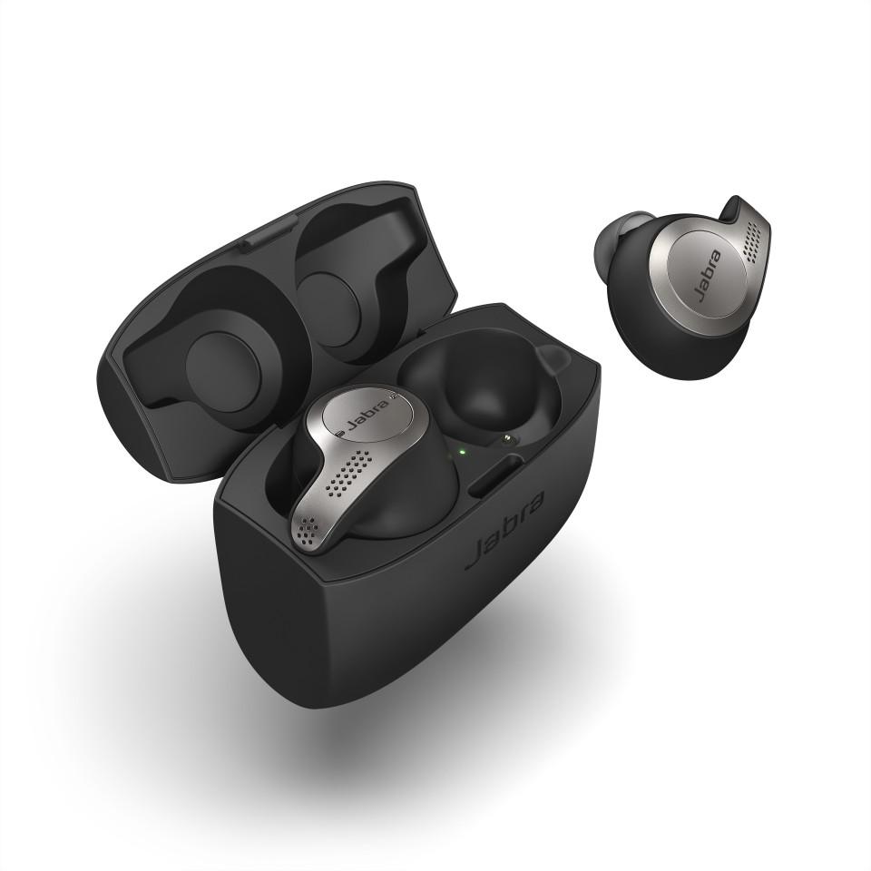 Jabra Evolve 65t Uc Wireless Earbuds