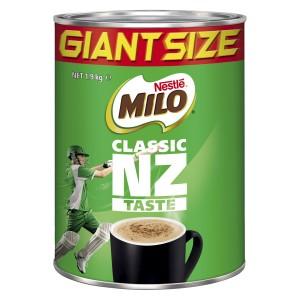 Nestle Milo Tin - 1.9kg