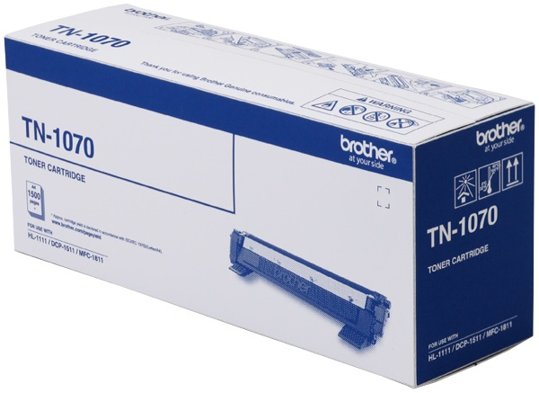 Brother Toner Cartridge TN-1070 Black