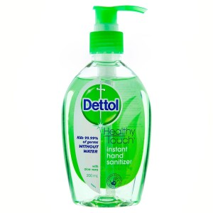 Dettol Instant Hand Sanitiser Refresh 200ml