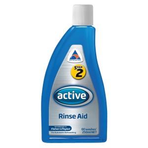 Active Rinse Aid Regular 250Ml