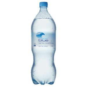 Kiwi Blue Water Sparkling 1.25l