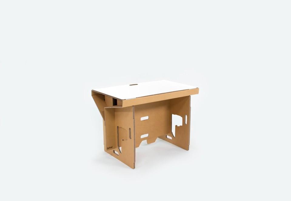 Refold Sitting Desk With Waterproof Top