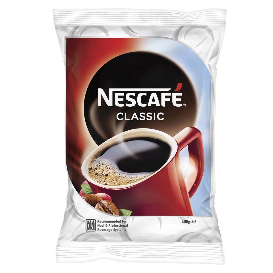 Nescafe Vending Classic Granulated Instant Coffee 400g