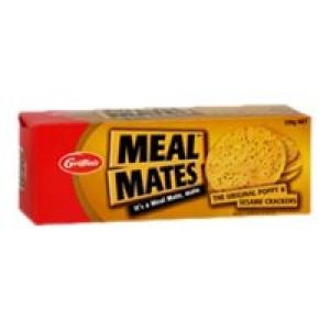 Griffins Meal Mates Original Crackers 230g Image