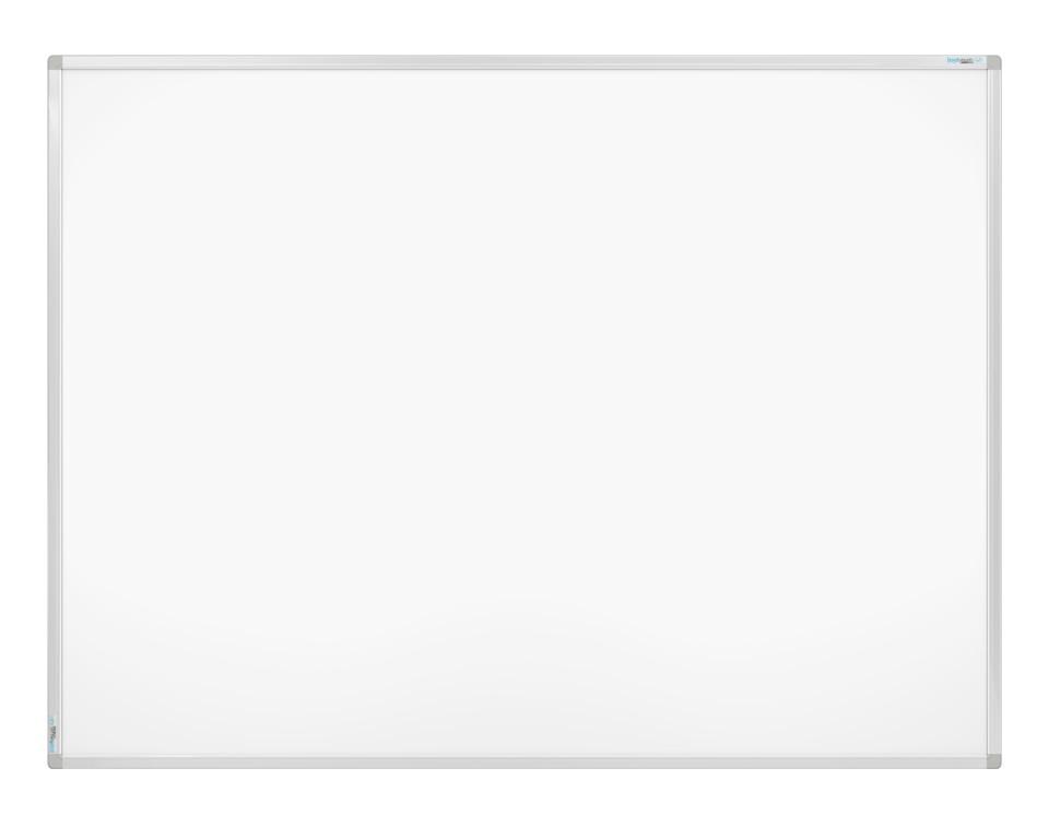 Boyd Visuals Clarity Porcelain Whiteboard 900 x 1500mm