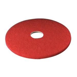 3M 5100 406mm Buffer Pad Red