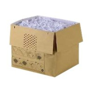 Rexel Auto+ 500 Shredder Bags Recyclable 80L Pack 25