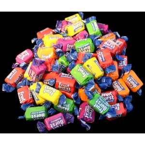 Pascal Fruit Bursts Individually Wrapped 2kg Packet