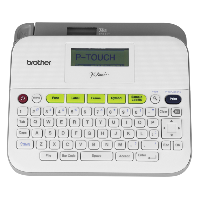 Brother Desktop Labelling Machine PTD400