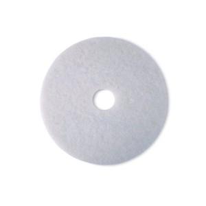 3M 4100 406mm Super Polish Pad White