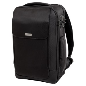 Kensington SecureTrek Laptop Backpack Black