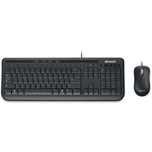 Microsoft Wired Desktop 600 Keyboard & Mouse
