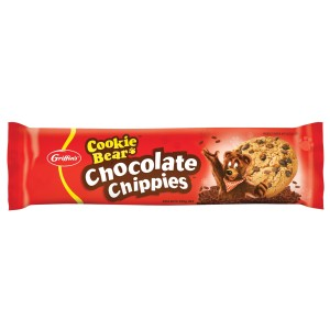 Griffins Chocolate Chippie Biscuits 200g Pack